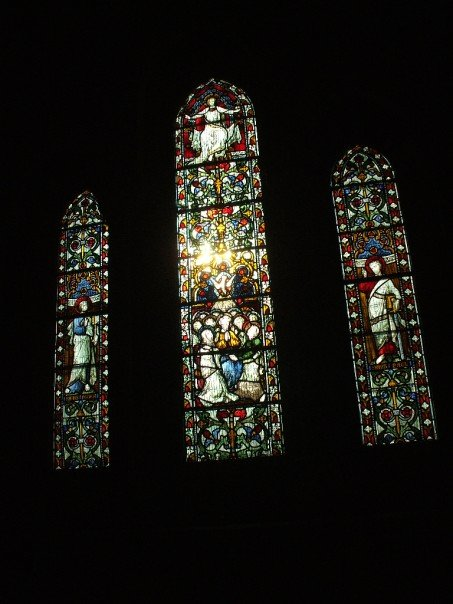 Christ Church windows