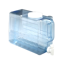 2.5 Gallon water dispenser for the refrigerator